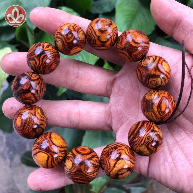 Vòng tay trầm hương thiên nhiên Brunei SSVIP
